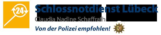 Schlossnotdienst Lübeck | Partner von POLIZEI u. Stadtverwaltung Logo